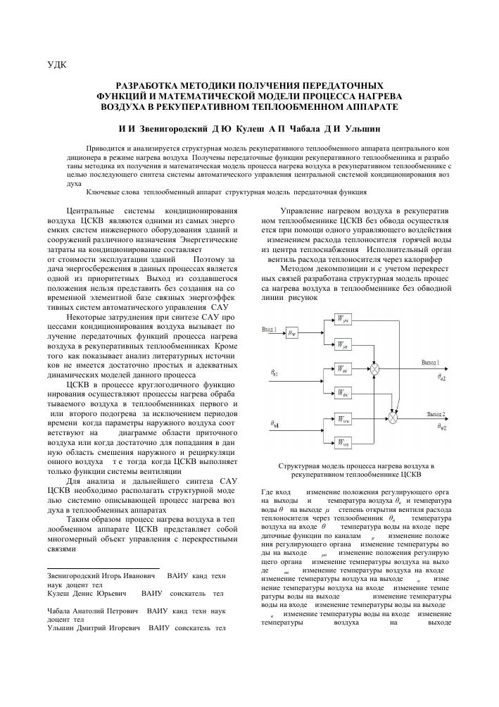 Динамическая модель теплообменника Пластинчатый теплообменник Tranter GC-009 P Дербент