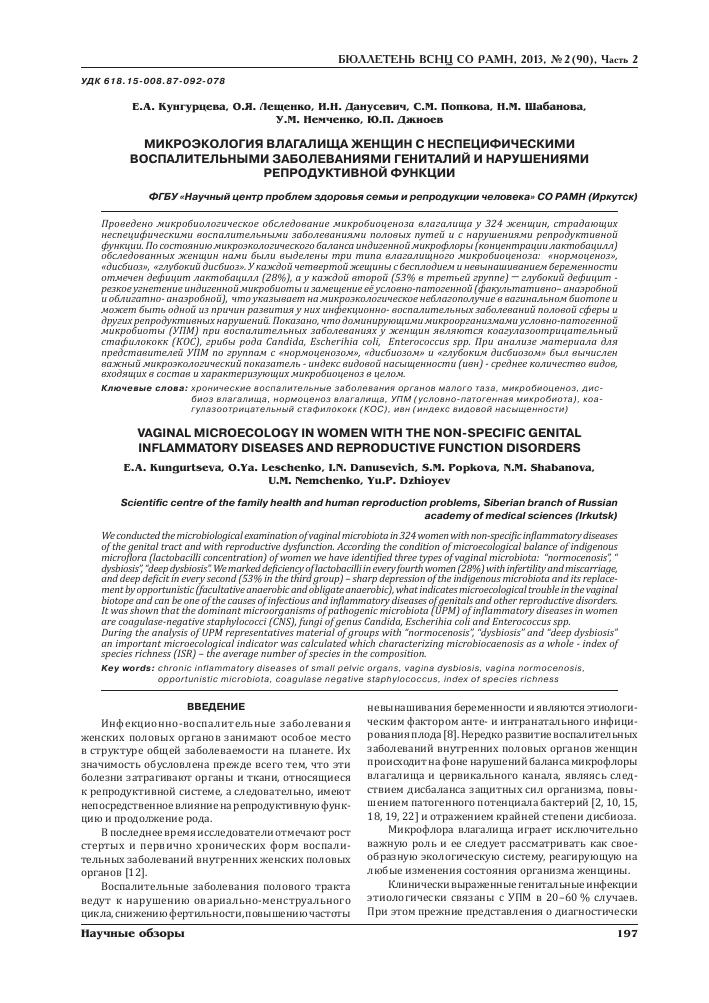 Квалификация женских половых вагин с фото — 5