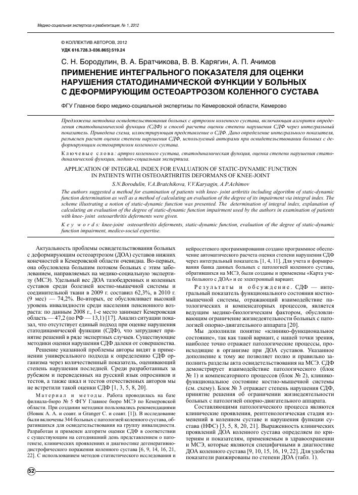 Ограничение движения в суставах в градусах при остеоартрозе голодание при туберкулёзе суставов