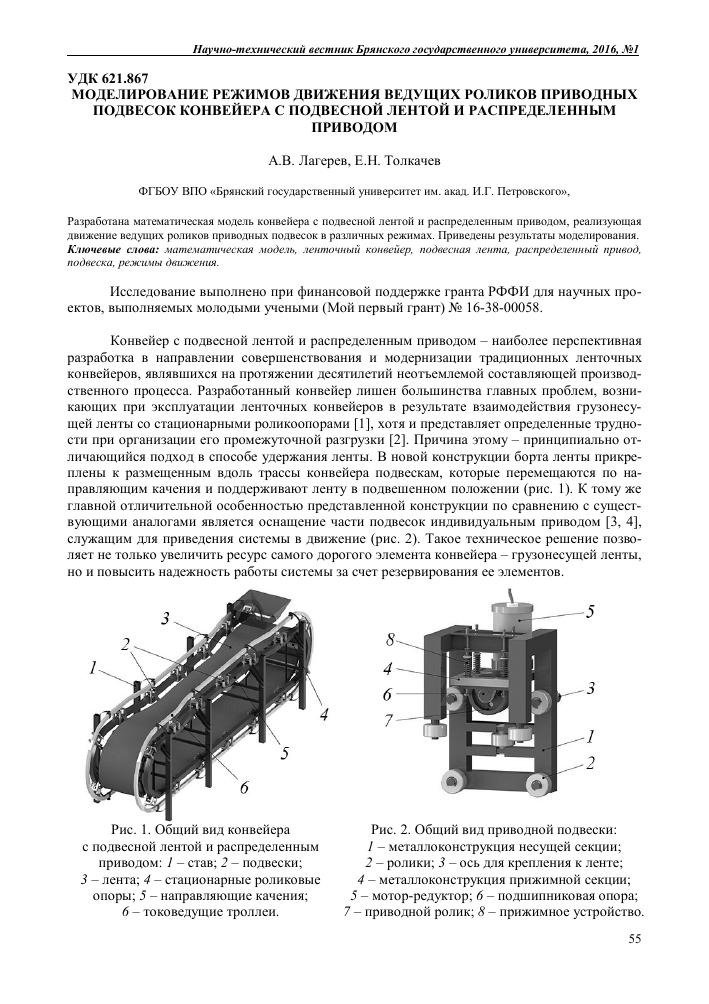 Динамическая модель конвейера красный октябрь конвейер
