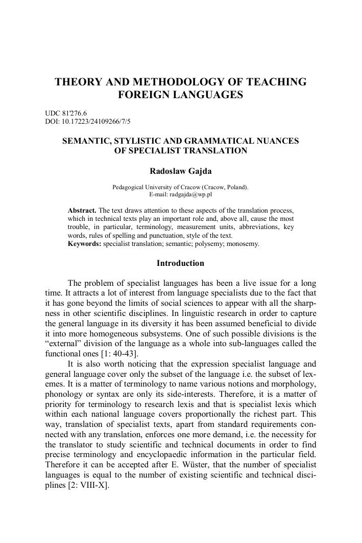 master thesis tlumacz