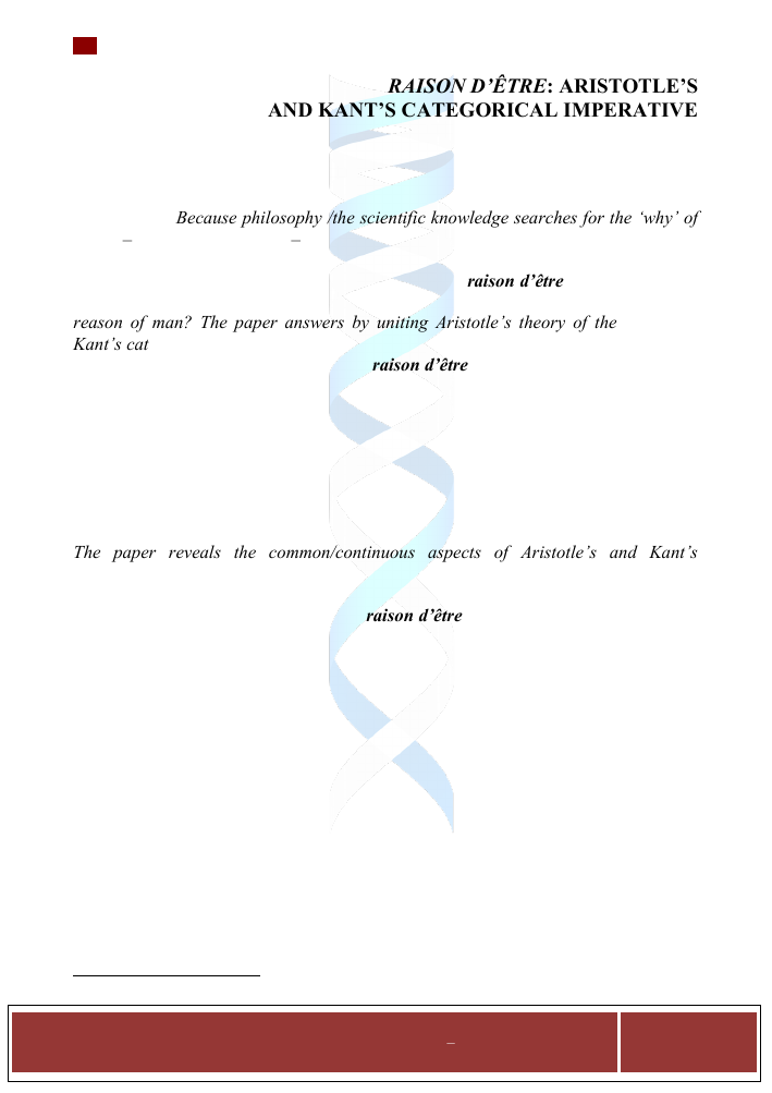 kant and aristotle similarities Kant and aristotle on the difficulty of moral knowledge: lessons from the doctrine of virtue sean mcaleer (university of wisconsin – eau claire) (published june 2005.