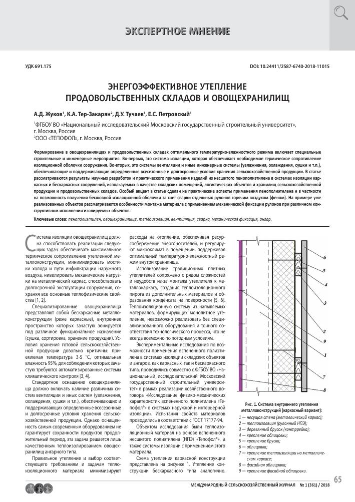 Особенности монтажа теплоизоляционных материалов
