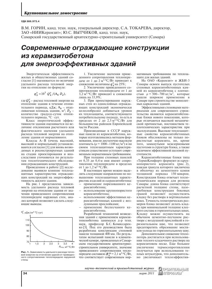 Статья по керамзитобетону стоимость бетона яхрома